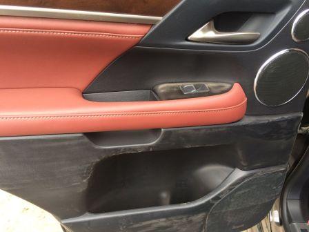 Lexus LX450d 2016 - отзыв владельца