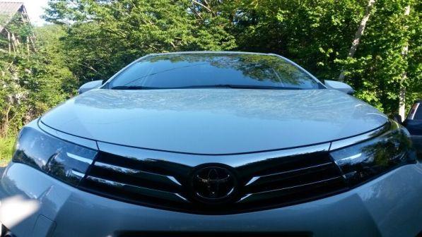 Toyota Corolla 2014 - отзыв владельца