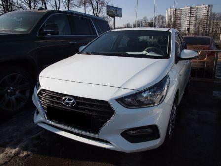 Hyundai Solaris 2017 - отзыв владельца