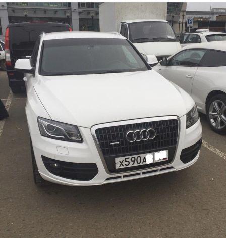 Audi Q5 2011 - отзыв владельца