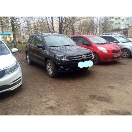 Volkswagen Tiguan 2015 - отзыв владельца