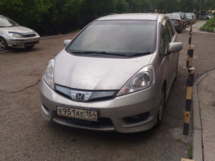 Honda Fit Shuttle, 2011