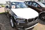 BMW X1. ЧЕРНЫЙ (668)