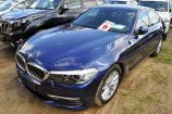 BMW 5-Series. ТЕМНО-СИНИЙ, МЕТАЛЛИК (A76)