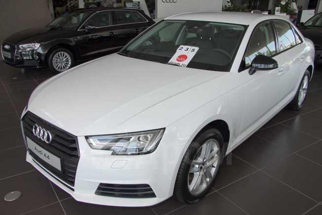 Audi A4, 2019 год, 2 595 522 руб.