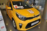 Kia Picanto. HONEY BEE METALLIC (B2Y)