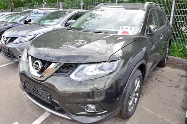 Nissan X-Trail, 2018 год, 2 140 000 руб.
