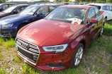Audi A3. КРАСНЫЙ ПЕРЛАМУТР (CLASSIC RED) (AUDI EXCLUSIVE)