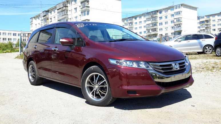 Honda Odyssey, 2012 год, 985 000 руб.
