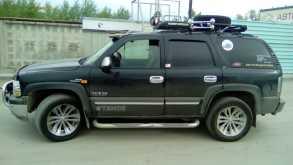 Chevrolet Tahoe, 2004 г., Новосибирск