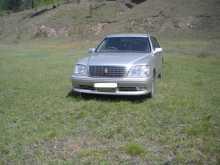 Петровск-Забайкаль... Crown 2000