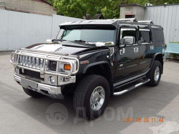 Hummer H2, 2005 год, 1 800 000 руб.