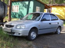Красноярск Accent 2006