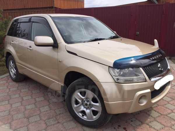 Suzuki Escudo, 2005 год, 580 000 руб.