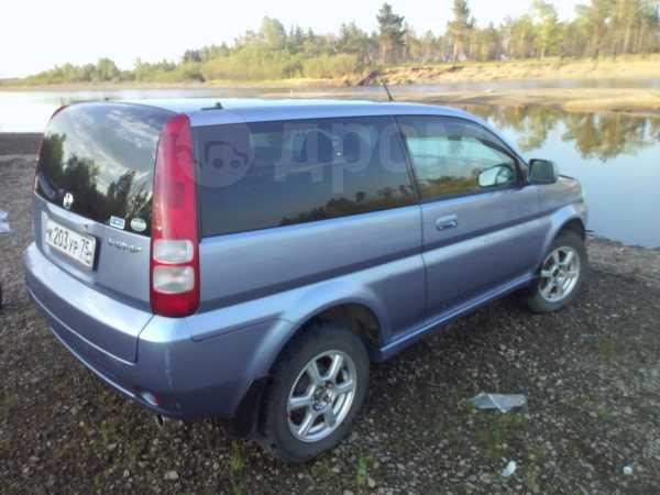 Honda HR-V, 2002 год, 370 000 руб.