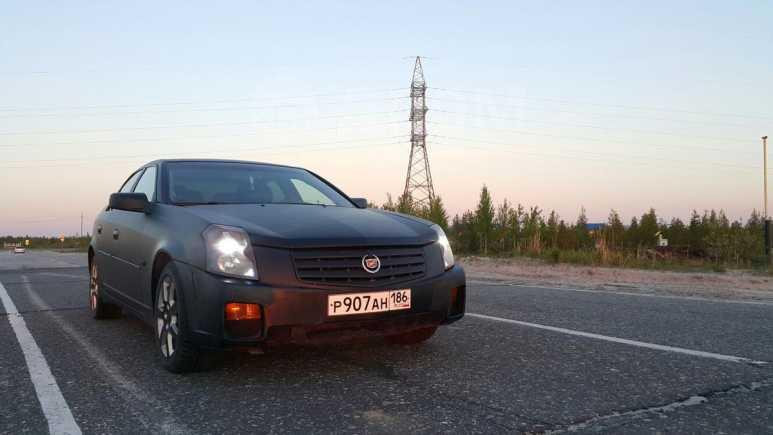 Cadillac CTS, 2007 год, 390 000 руб.