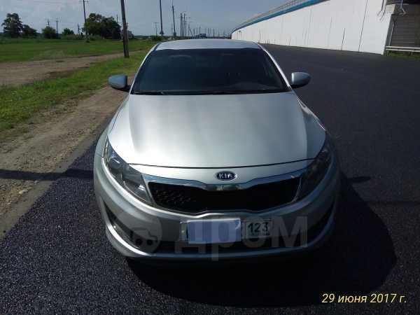 Kia K5, 2011 год, 700 000 руб.