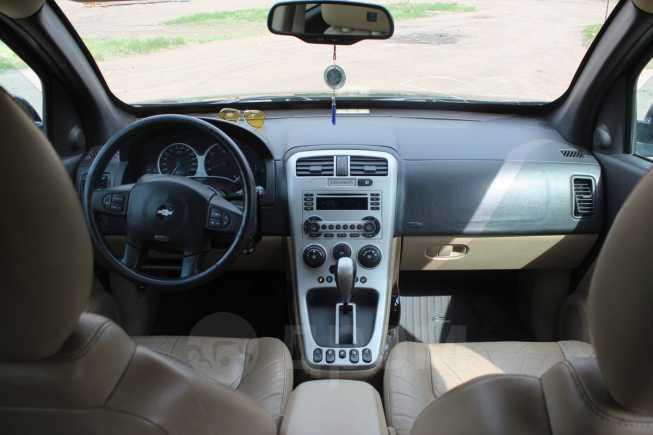 Chevrolet Equinox, 2005 год, 599 000 руб.