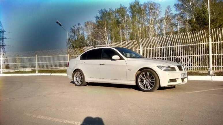 BMW 3-Series, 2008 год, 999 000 руб.