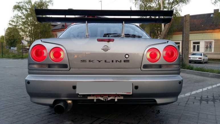 Nissan Skyline, 1999 год, 260 000 руб.