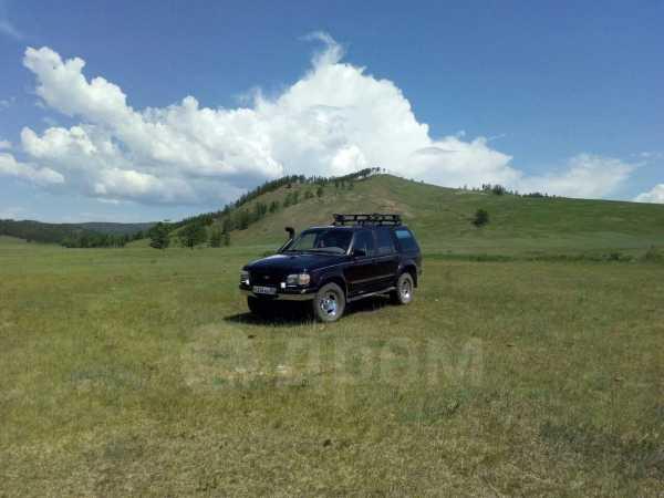 Ford Explorer, 1995 год, 250 000 руб.