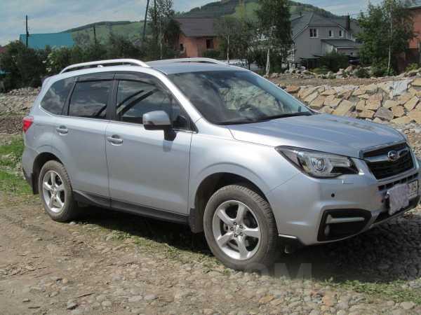 Subaru Forester, 2016 год, 1 873 000 руб.