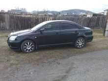 Абакан Avensis 2004