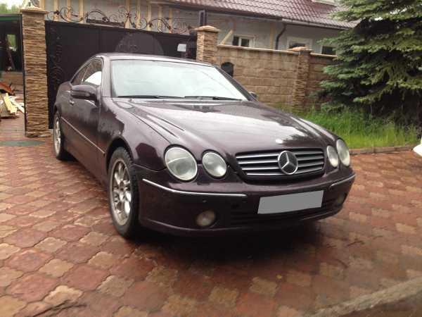 Mercedes-Benz CL-Class, 1999 год, 465 000 руб.