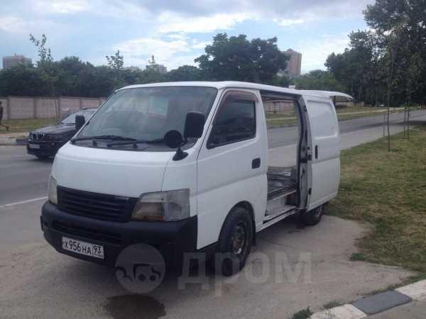 Nissan Caravan, 2001 год, 300 000 руб.