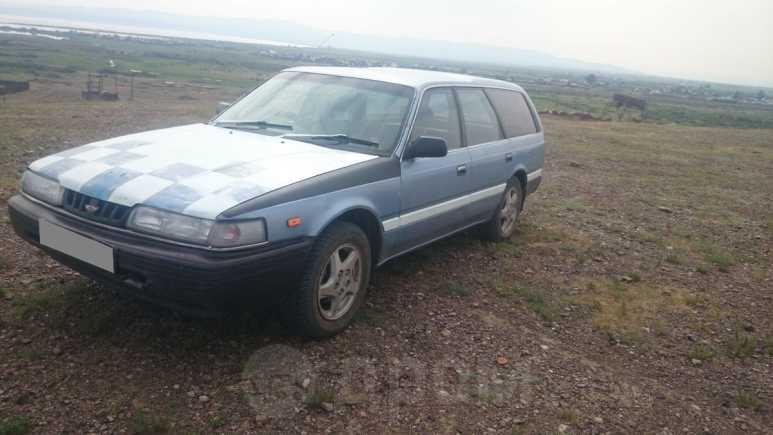 Mazda Capella, 1990 год, 80 000 руб.