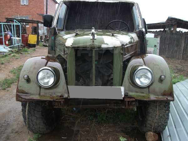 ГАЗ 69, 1971 год, 240 000 руб.