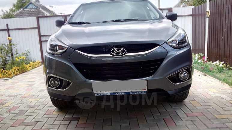 Hyundai ix35, 2015 год, 1 120 000 руб.