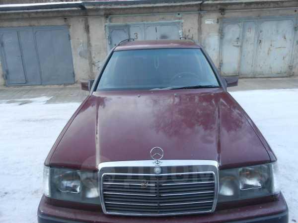 Mercedes-Benz E-Class, 1987 год, 100 000 руб.