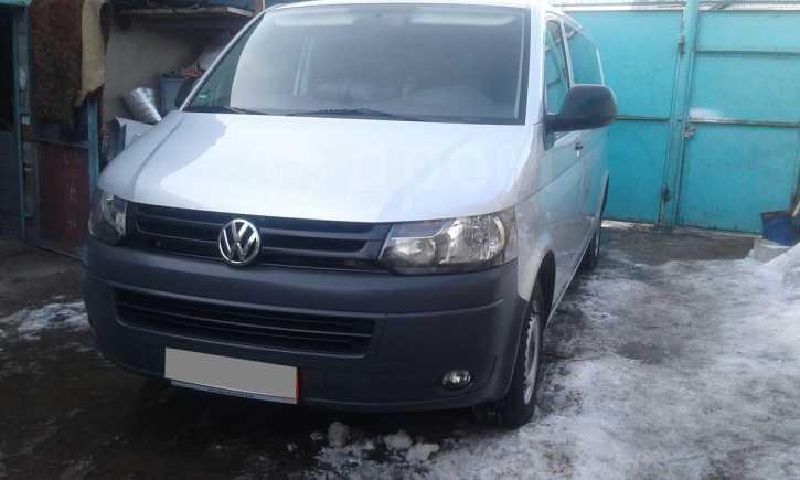 Volkswagen Transporter, 2013 год, 1 280 000 руб.
