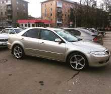 Кемерово Mazda6 2004
