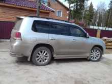 Усть-Кут Land Cruiser 2007
