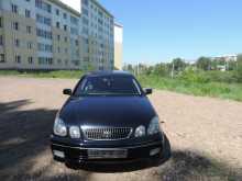Иркутск Тойота Аристо 2001