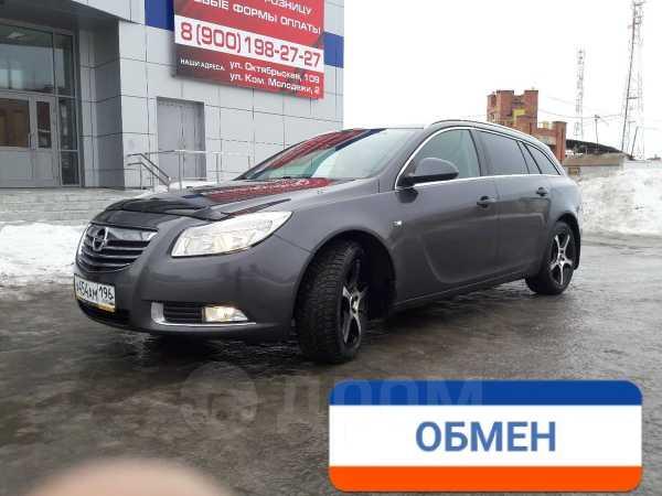 Opel Insignia, 2010 год, 630 000 руб.