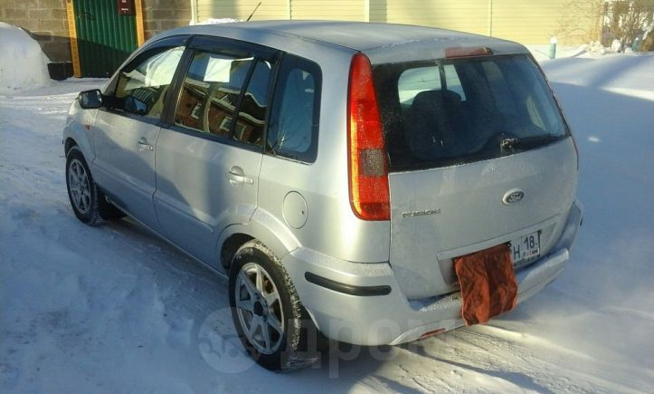 Ford Fusion, 2005 год, 245 000 руб.