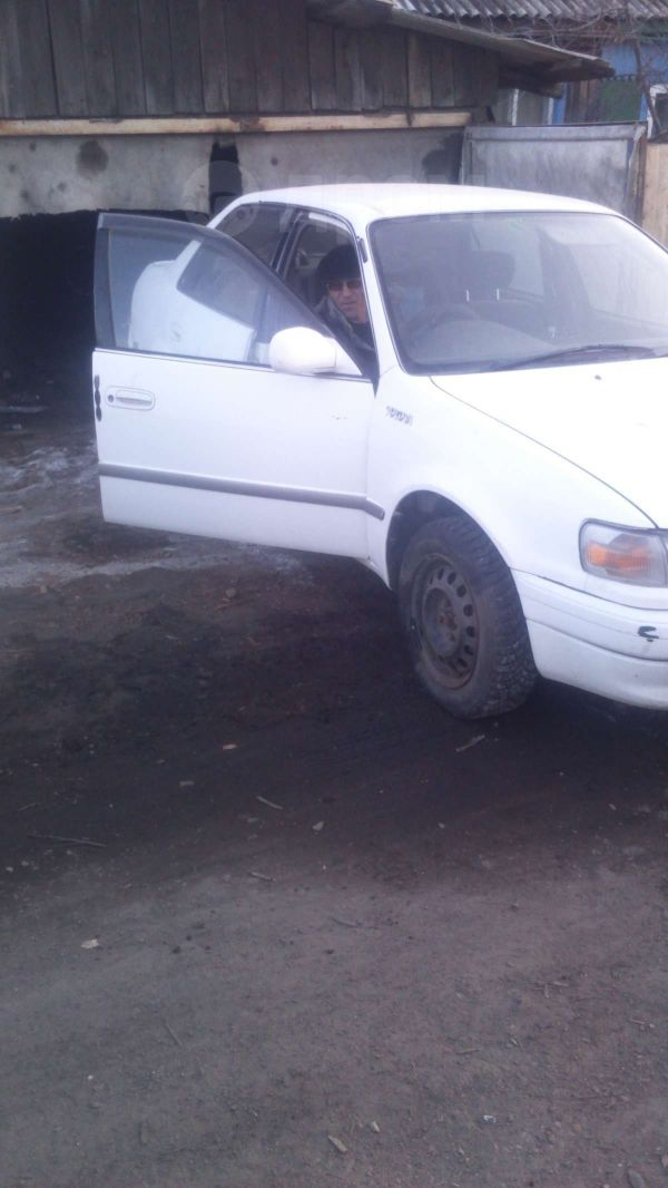 Toyota Corolla, 1996 год, 65 000 руб.