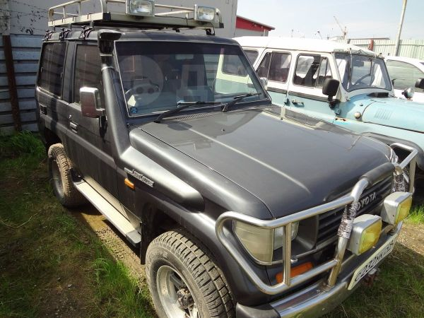 Toyota Land Cruiser Prado, 1990 год, 550 000 руб.