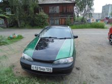 Лесосибирск Цинос 1993
