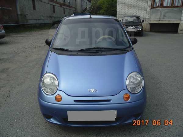 Daewoo Matiz, 2007 год, 123 000 руб.
