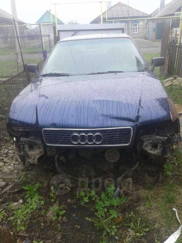 Audi 80, 1992 год, 40 000 руб.