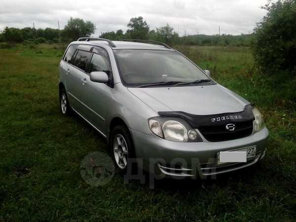 Toyota Corolla Fielder, 2003 год, 345 000 руб.