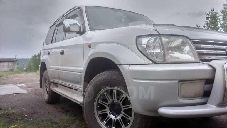 Toyota Land Cruiser Prado, 2002 год, 815 000 руб.