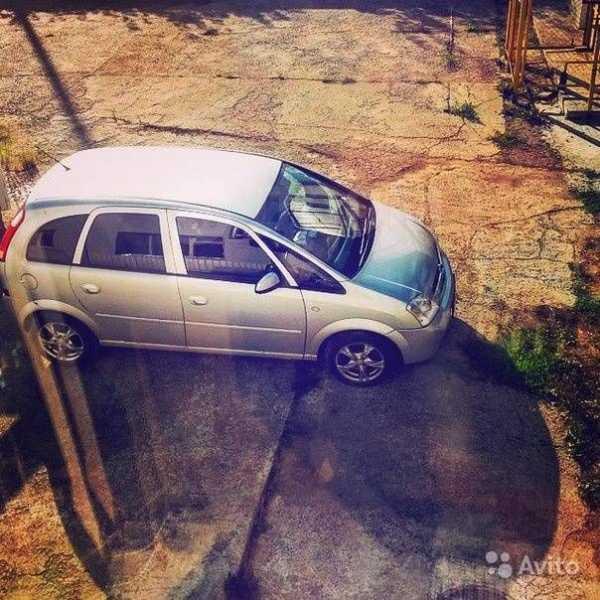 Opel Meriva, 2005 год, 215 000 руб.