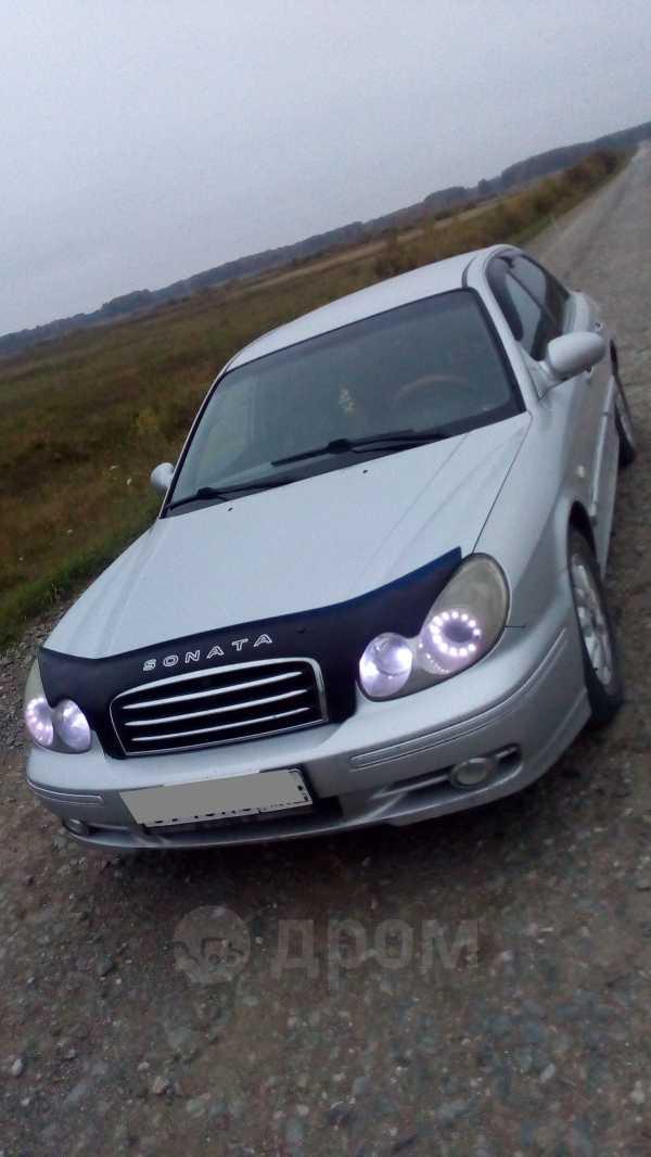 Hyundai Sonata, 2001 год, 185 000 руб.