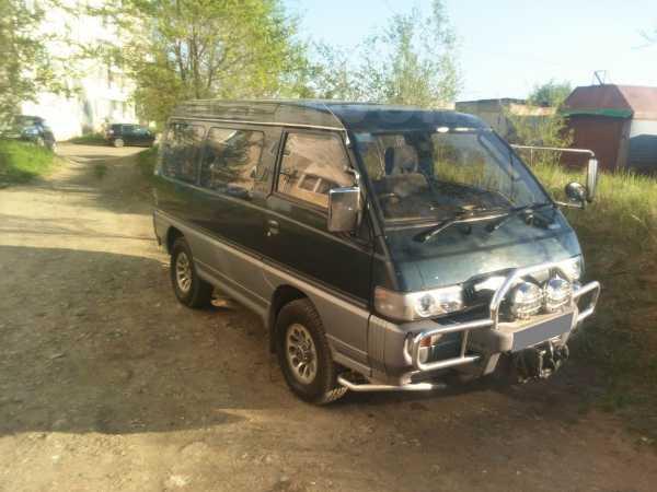 Mitsubishi Delica, 1992 год, 160 000 руб.