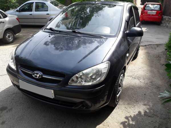 Hyundai Getz, 2006 год, 220 000 руб.